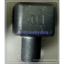 Hot Forgings for Special Hydraulic Pipe Fittings
